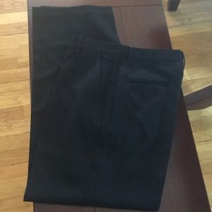 Like New Perry Ellis Black Boy's Slacks Sz 16